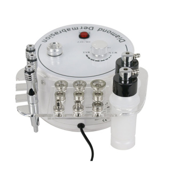3 in 1 Diamond Microdermabrasion Dermabrasion Machine Facial Care Salon Equipment - Intl