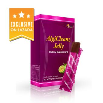 AlgiCleanz Jelly Garcinia Cambogia Lose Weight Challenge