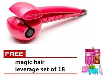 instant hair curler machine