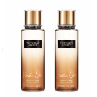 Best Selling Victoria's Secret Bundle- Vanilla Lace Mist 250ml setof 2