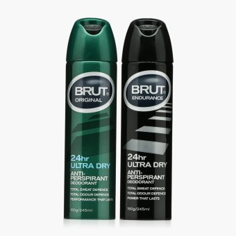 Brut 24 hour Ultra Dry Anti-perspirant Deodorant Set