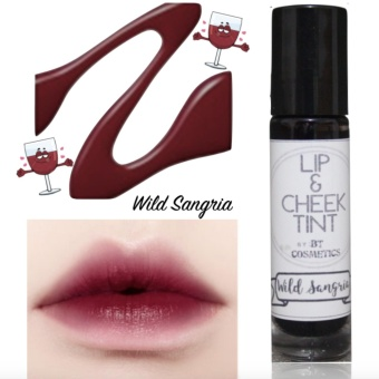BT Cosmetics Lip & Cheek Tint Wild Sangria 10ml