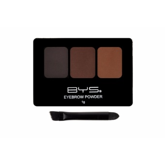 BYS Brow Powder (Bold Brows) 1g