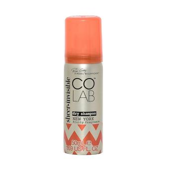 Colab Dry Shampoo New York Fruity Fragrance 50Ml