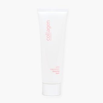 Collagen by Watsons White Regeneration Cleansing Foam 125 mL