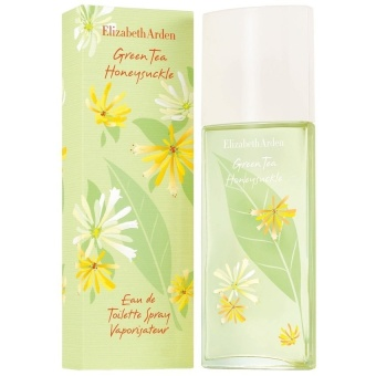 Elizabeth Arden Green Tea Honeysuckle Eau De Toilette for Women100ml