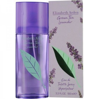 Elizabeth Arden Green Tea Lavender Eau de Toilette for Women 100ml