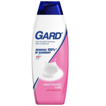 GARD Anti-Dandruff Moisturizing Care Shampoo 180ml