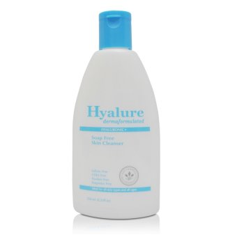Hyalure Soap Free Skin Cleanser