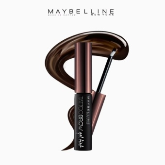 Maybelline Brow Tattoo Gel Tint - Dark Brown