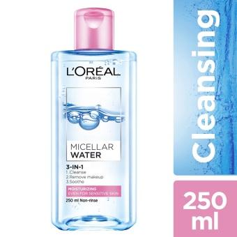 Micellar Water Moisturizing (Pink) 250ml