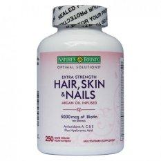 Nature S Bounty Skin Hair Nails Tablets Reviews
