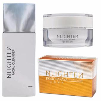 NLighten set for (Acne solution)