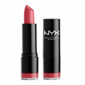 Nyx Professional Makeup LSS640 Round Lipstick - Fig