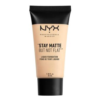 NYX Professional Makeup SMF01 Stay Matte But Not Flat Liquid Foundation - Ivory