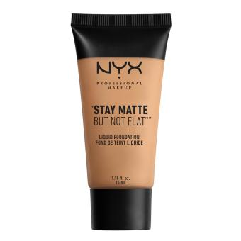 NYX Professional Makeup SMF08 Stay Matte But Not Flat Liquid Foundation - Golden Beige
