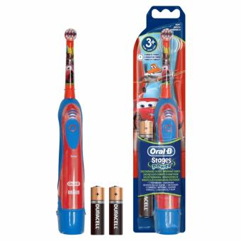 Oral-B Stages Power Kids toothbrush - Disney's Cars