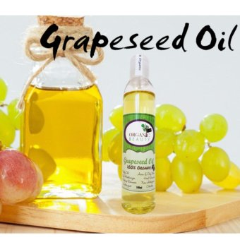 Organic Beauty Lab Grapeseed Oil 100ml