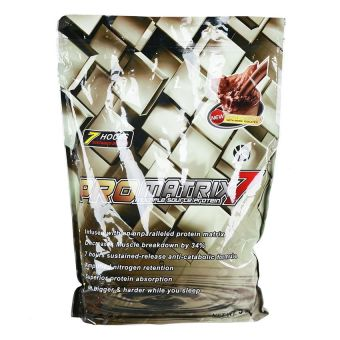 ProMatrix 7 Multiple Source Protein 5lbs (Chocolate)