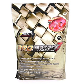 ProMatrix 7 Multiple Source Protein 5lbs (Strawberry)