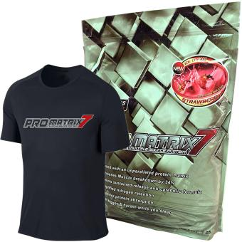 ProMatrix7 5lbs(Strawberry)+drifit