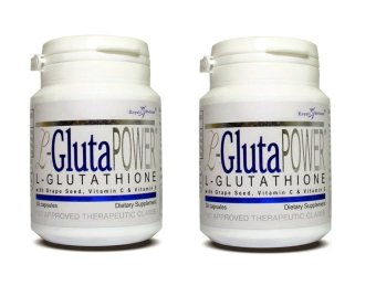 Royale Glutathione Capsule 462mg (ED: 07/20) Set of 2