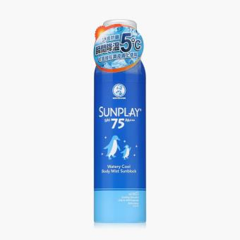 Sunplay Watery Cool Body Mist Sun Block SPF 75 165 mL