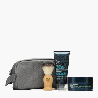 The Body Shop Maca Root Shaving Kit