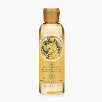 The Body Shop Olive Beautifying Oil 100 mL