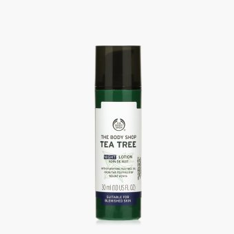 The Body Shop Tea Tree Night Lotion 30 mL