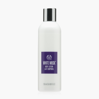 The Body Shop White Musk Body Lotion 250 mL