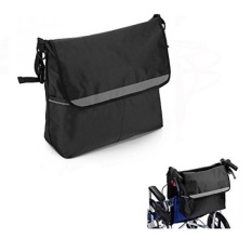 Wheelchair Bag For Back Of Chair Armrest Walker Packs Power Manual Medical Accessories Bags Backpack Storage Tote Pouch Elderly