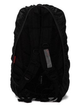 35 to 80L Waterproof and Rainproof Nylon Backpack or Bag Cover(Black)