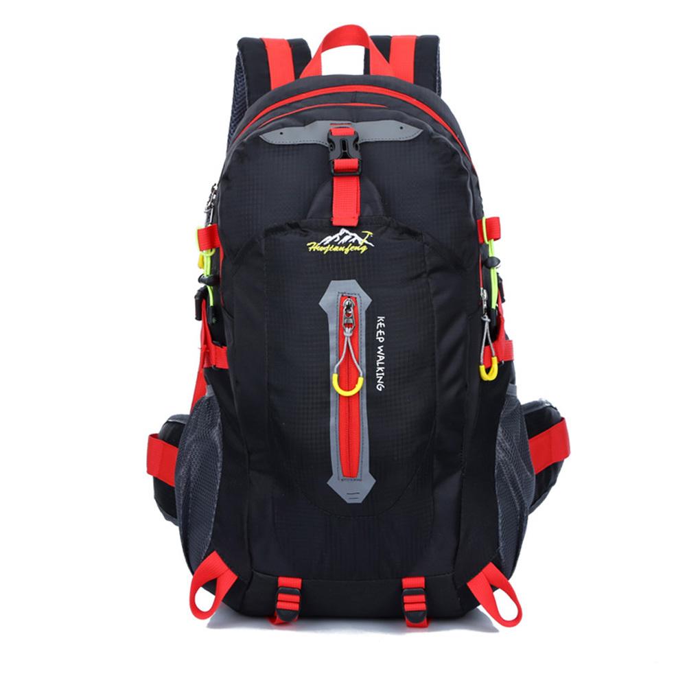 40L Waterproof Women&Men Travel Backpack Camping Climbing Hiking ...