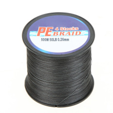 500M PE 4 Braided Fishing Line Strong Braided Lines Strands Wire 30LB - intlPHP656. PHP 658