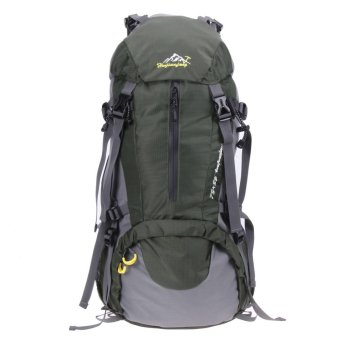 50L Climbing Outdoor Travel Backpack Sport Camping Hiking RucksackBag - intl