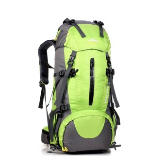 50L Outdoor Climbing Camping Backpack(Green)