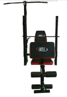 AG5047 Avant Garde Weight Bench (Black)