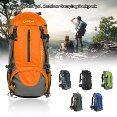 88371a135271 ... Backpacking Trekking Bag Knapsack with Rain Cover - intlPHP1694. PHP  1.694. Lixada 50L Water Resistant ...