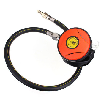 Scuba Diving Dive Regulator Orange