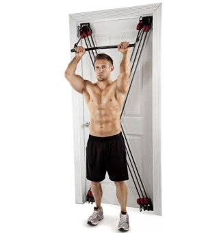 Weider X Factor Total Body Training System Door Home Gym