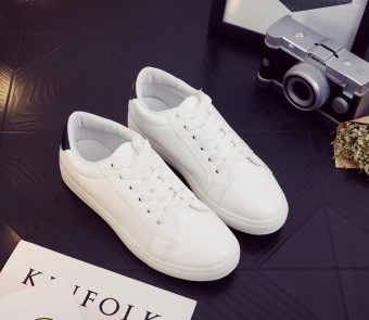 8C elevator white sail cloth shoes thick bottomed cloth shoes (Black 1688) (Black 1688)
