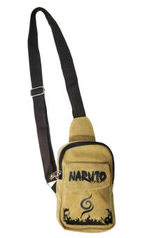 Anime - Naruto Sling Bag (Brown)
