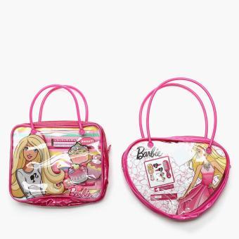 Barbie Girls Hair Accessories Set