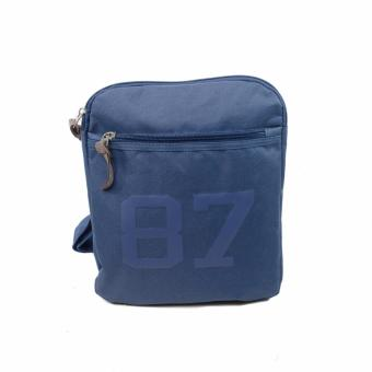 BENCH- BGM0626BU3 Meduim Sling Bag (Blue)
