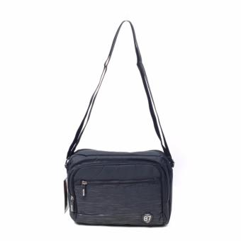 BENCH- BGS0674BK3 Men's Sling Bag (Black)