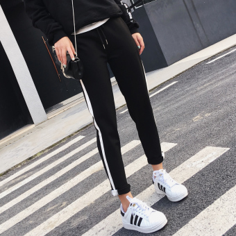 BfHan version of female autumn New style pants athletic pants