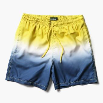 Coco Republic Mens Board Shorts (Yellow)