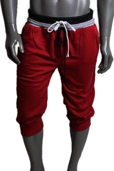Perfect  Fashion Casual Pants Trousers Jogger Jogging SportsSweatpants Black1