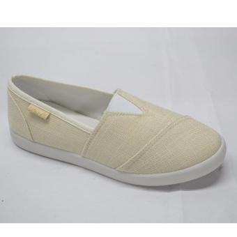 Crissa Steps Espadrilles shoes (Off White)